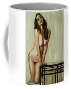 Watercolor Nude 1 Coffee Mug