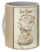 Watercolor Teacups-e Coffee Mug