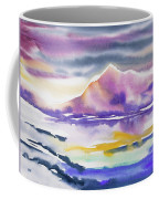 Watercolor - Winter Arctic Impression Coffee Mug