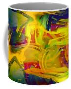Watercolour Abstract Coffee Mug