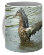 Watercovered Wingflapper Coffee Mug