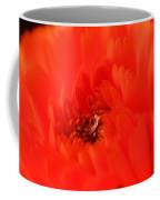 Waterdrop In The Pistils Coffee Mug