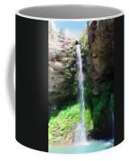 Waterfall 2 Coffee Mug