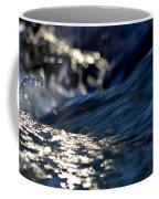 Waterfall At Dawn  Coffee Mug