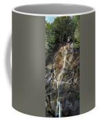 Waterfall At Lake Willoughby  Coffee Mug