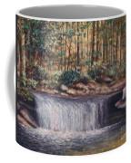 Waterfall Glory Coffee Mug