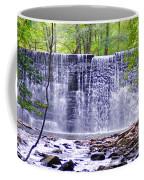 Waterfall In Gladwyne Coffee Mug