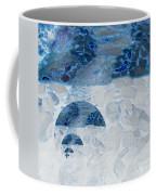 Waterfall In The Moon Coffee Mug