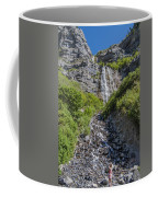 Waterfall Love Coffee Mug