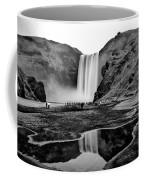 Waterfall Reflections Coffee Mug
