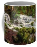 Waterfall Reverie Coffee Mug