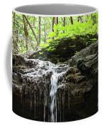 Waterfall Topper Coffee Mug