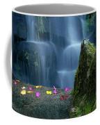 Waterfall02 Coffee Mug by Carlos Caetano