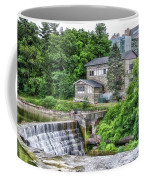 Waterfalls Cornell University Ithaca New York 04 Coffee Mug