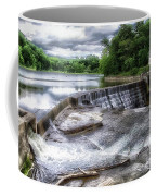 Waterfalls Cornell University Ithaca New York 07 Coffee Mug
