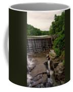 Waterfalls Cornell University Ithaca New York 08 Vertical Coffee Mug