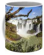 Waterfalls In Frame Coffee Mug