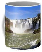 Waterfalls Wall Coffee Mug