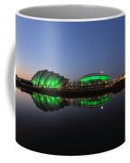 Waterfront Pano In The Twilight Coffee Mug