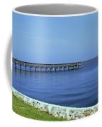 Waterfront Pier Coffee Mug