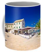 Waterfront Promenade Og Town Primosten Coffee Mug