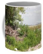 Watering The Weeds Coffee Mug