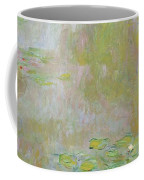 Waterlilies At Giverny Coffee Mug by Claude Monet