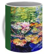 Waterlilies Impressionism Coffee Mug