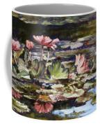 Waterlilies Tower Grove Park Coffee Mug