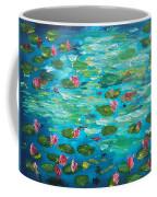 Waterlillies Coffee Mug