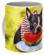 Watermelon Lunch Coffee Mug