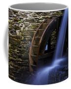 Watermill Wheel Coffee Mug