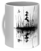 Waters Edge Coffee Mug by Denise Tomasura