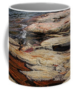 Water's Edge - Wreck Island Coffee Mug