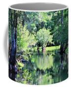 Waterscape #1 Hillsborough River Coffee Mug