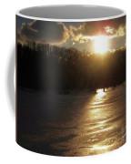 Watershed Sunset Coffee Mug