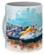 Waterskis  Coffee Mug
