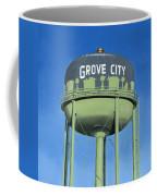 Watertower Grove City Coffee Mug