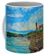 Waterway Near Pawleys Island Coffee Mug