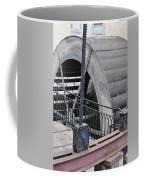 Waterwheel Detail Coffee Mug