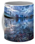 Watery Treasure Coffee Mug by Debra and Dave Vanderlaan