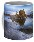 Watson Lake Arizona 14 Coffee Mug