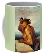 Watts: The Minotaur Coffee Mug