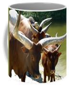 Watusi Cattle Coffee Mug