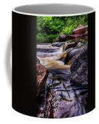 Wausau Whitewater Course Side View Coffee Mug