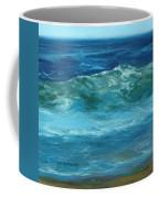 Wave Action Detail Coffee Mug