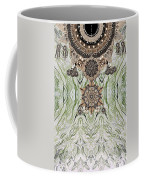 Wave And Jewels Coffee Mug