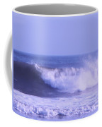Wave At Jersey Shore Coffee Mug