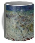 Wave At Sea Coffee Mug