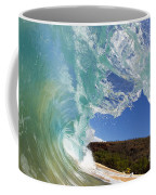 Wave Breaking Coffee Mug